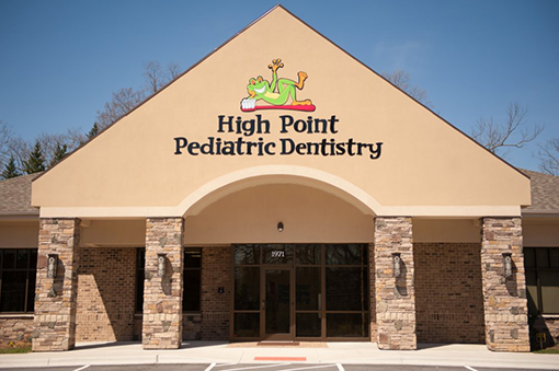 Office Tour - Pediatric Dentists in High Point, NC